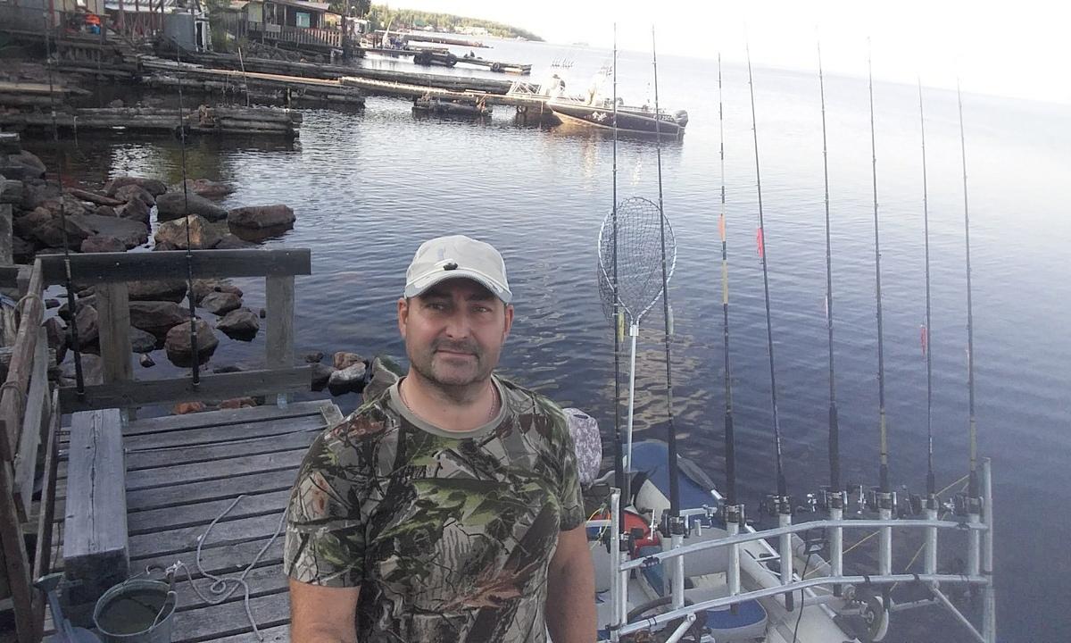 рыбак пропао