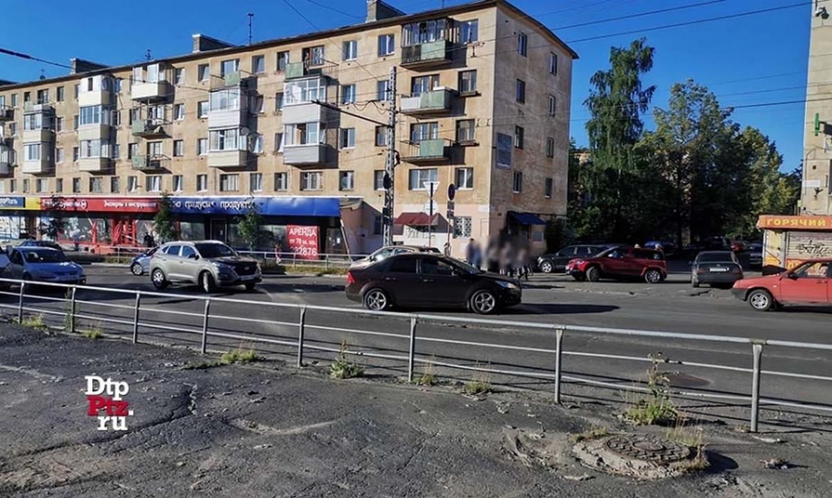 автомобили, Петрозаводск