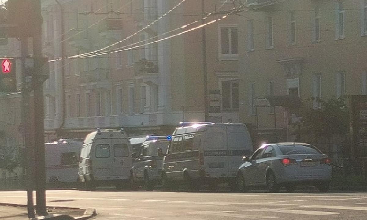стрельба в Петрозаводске