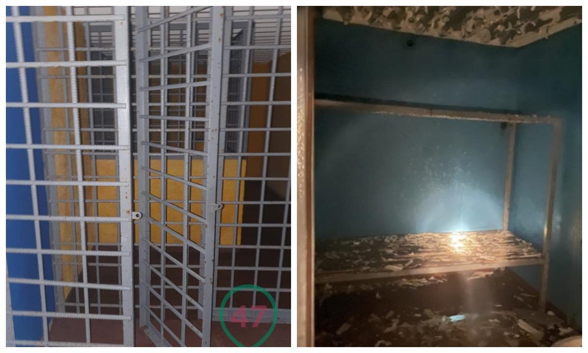 тюрьма под коттеджем фсиновца