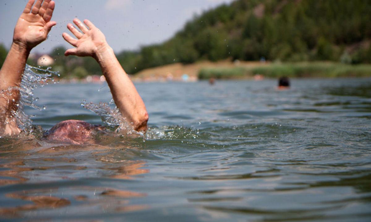 утонул мужчина