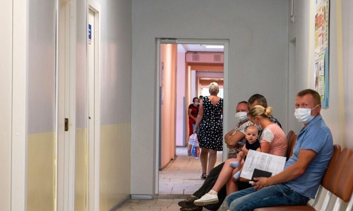 ковид поликлиника