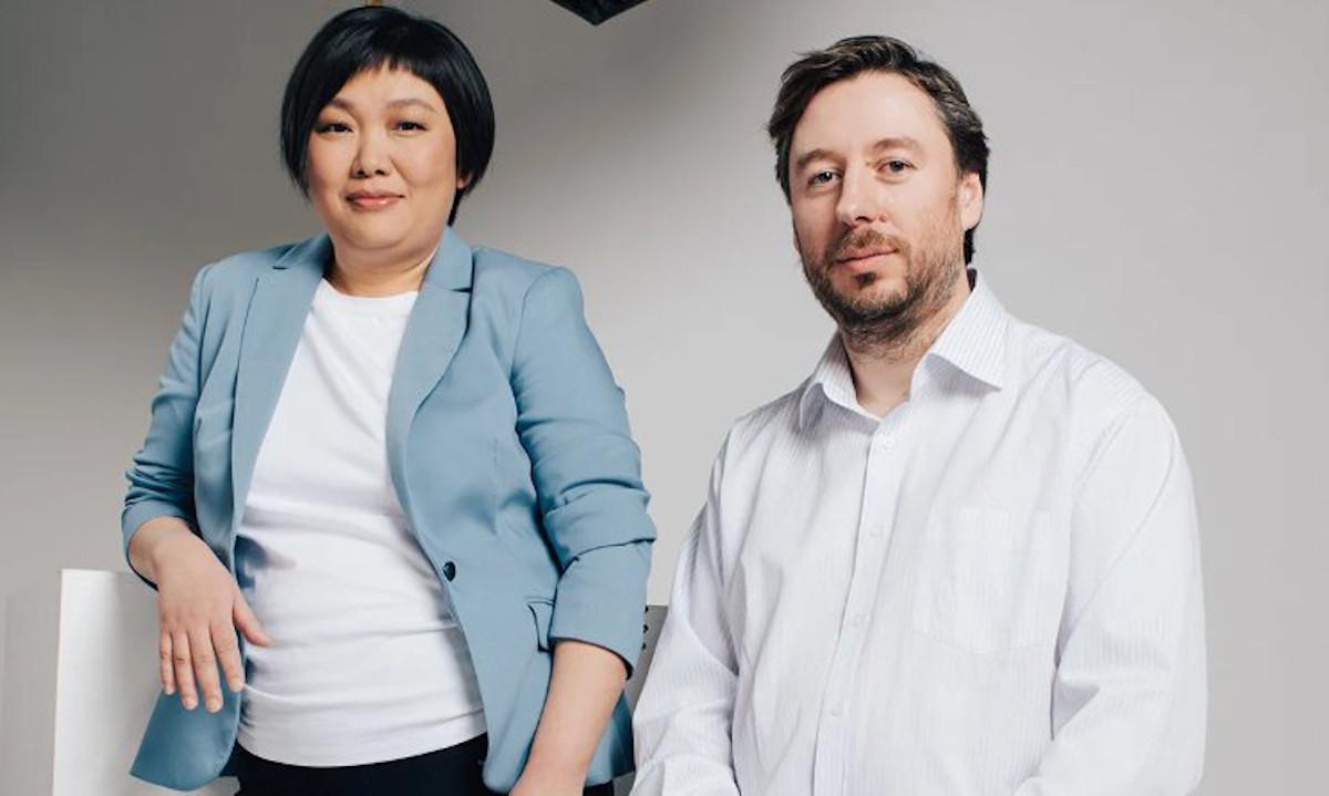 Бакальчук с мужем