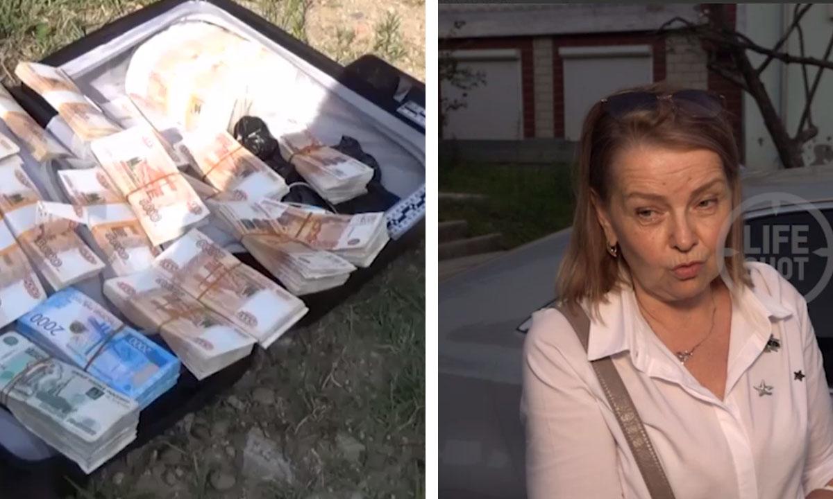 Соседка потерявшего чемодан с 15 миллионами рассказала, как нашли пропажу