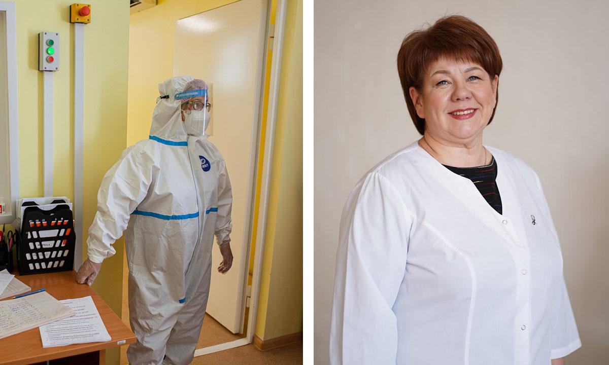 Привитый главврач карельской поликлиники заболела ковидом и теперь ведет онлайн-дневник