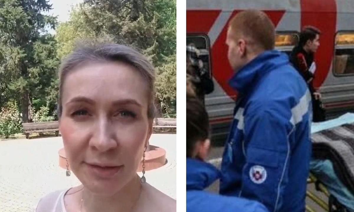 Педиатр из Петрозаводска рассказала о состоянии отравившихся в поезде детей