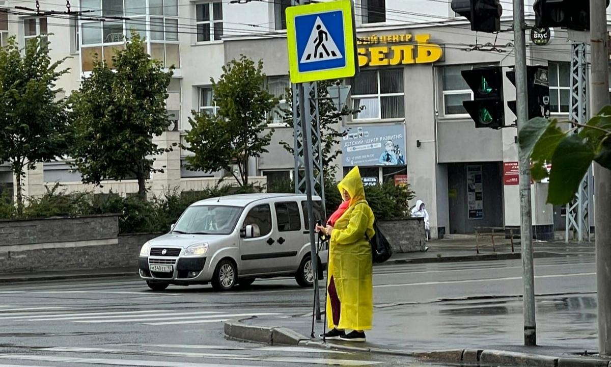 дождь Петрозаводск