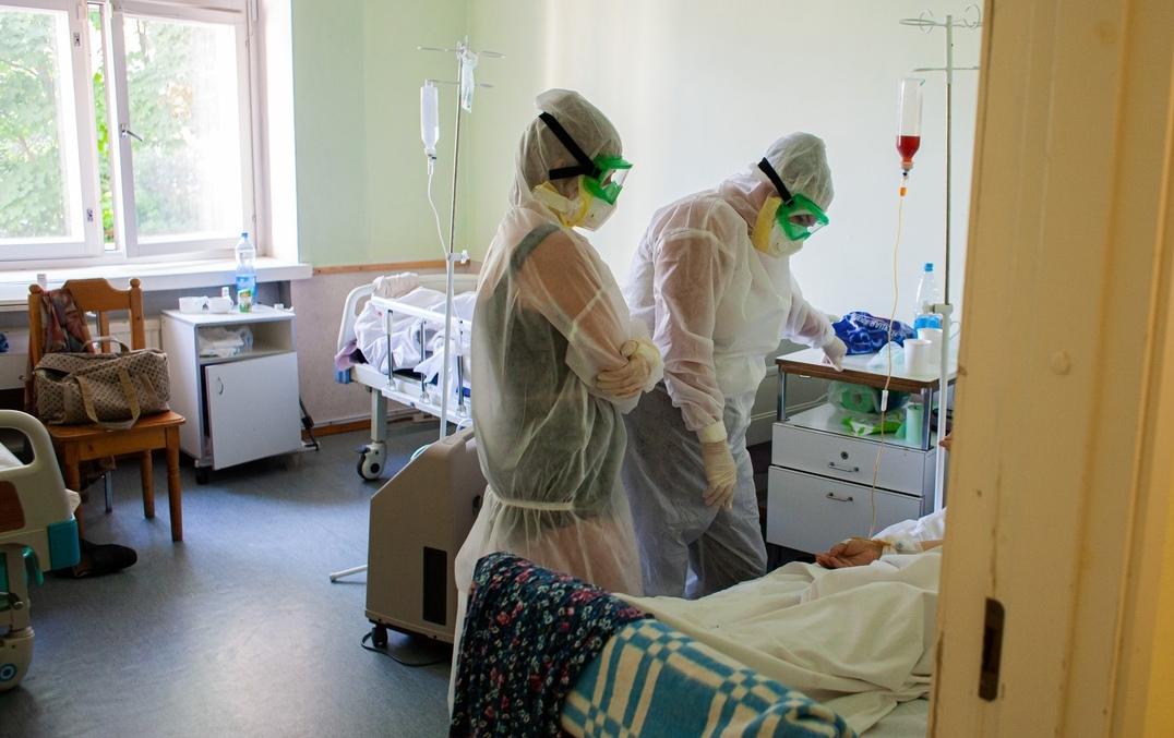 ковидная больница