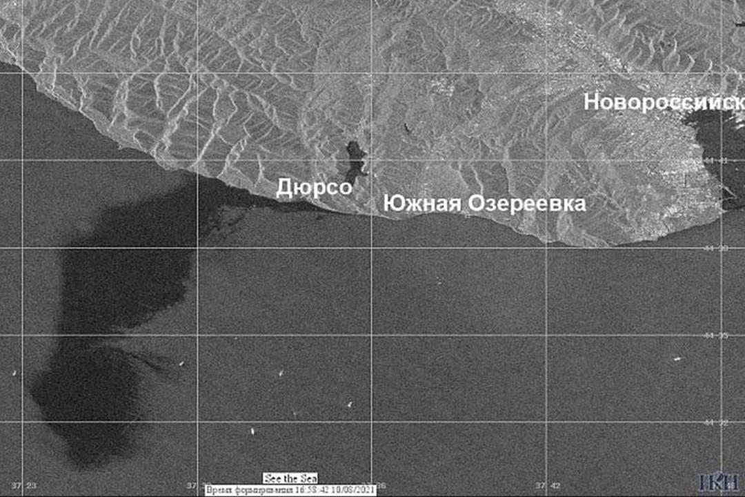 нефть в Черном море