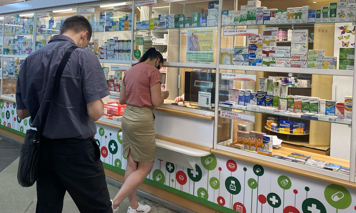В России нехватка жизненно важного лекарства