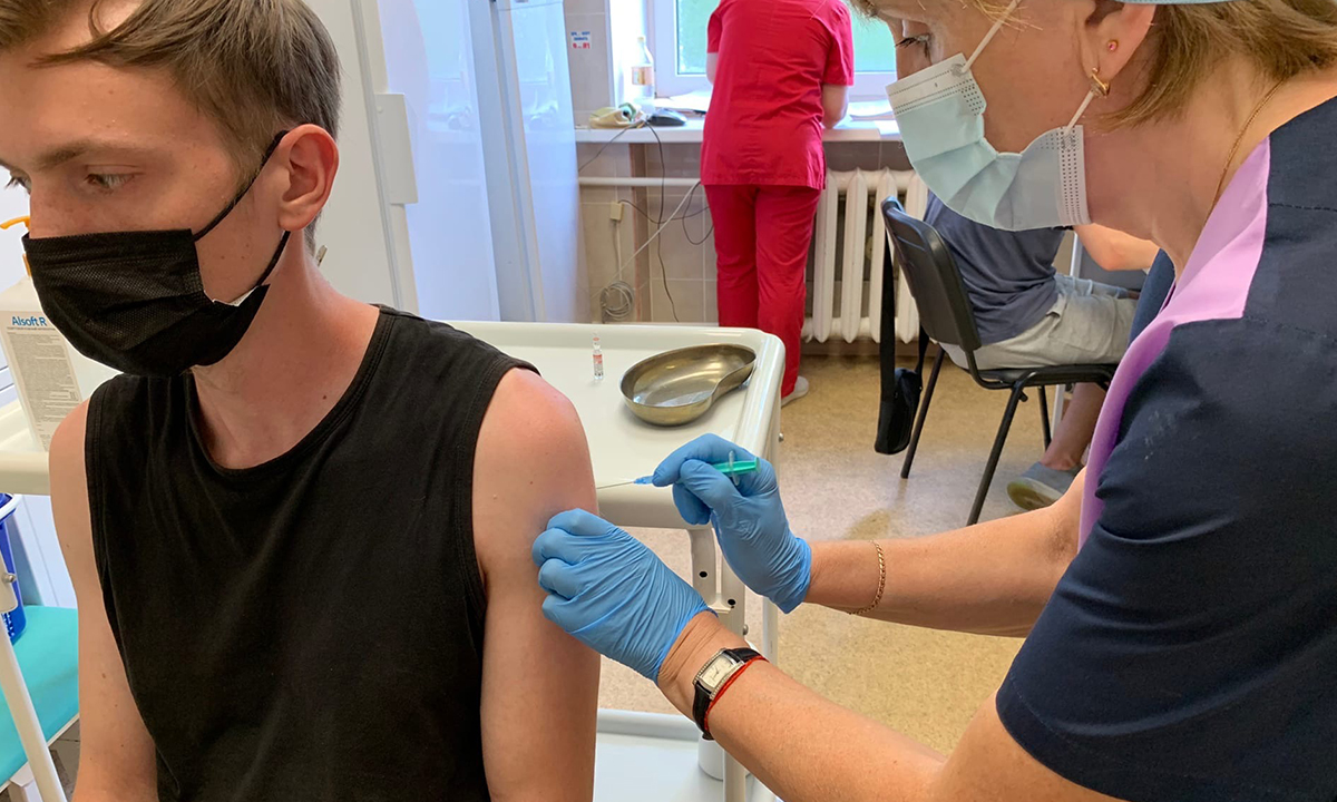 Министр здравоохранения Карелии рассказал о ревакцинации в регионе