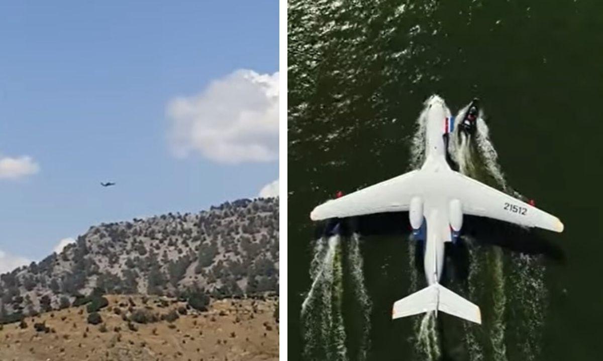 разбился, самолет, Турция