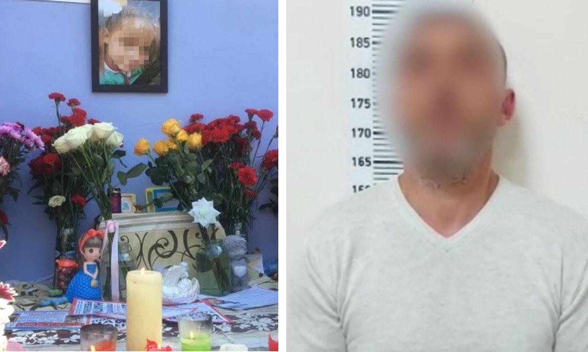 Убийца 8-летней девочки был спецназовцем