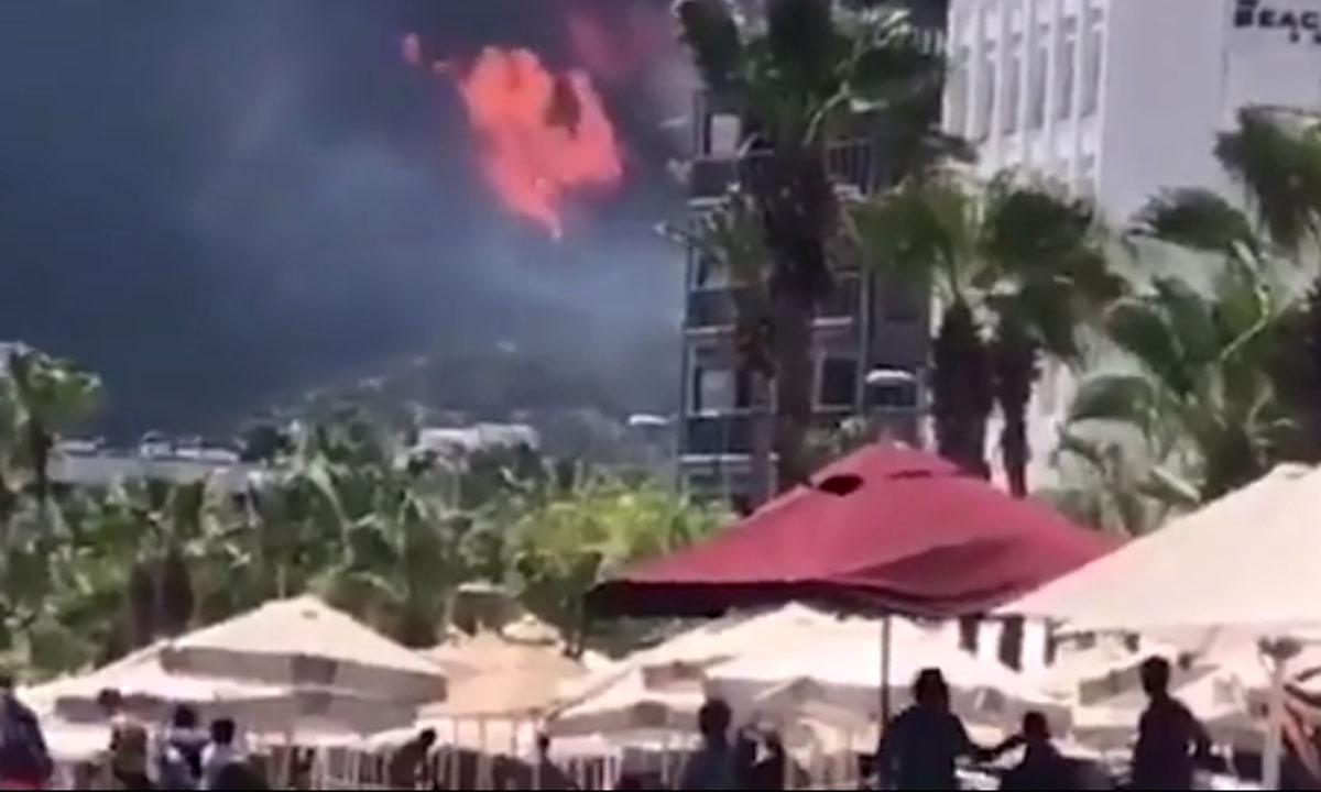 Россия направит МЧС для тушения пожаров в Турции