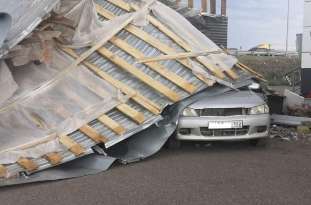 ураган в Башкирии