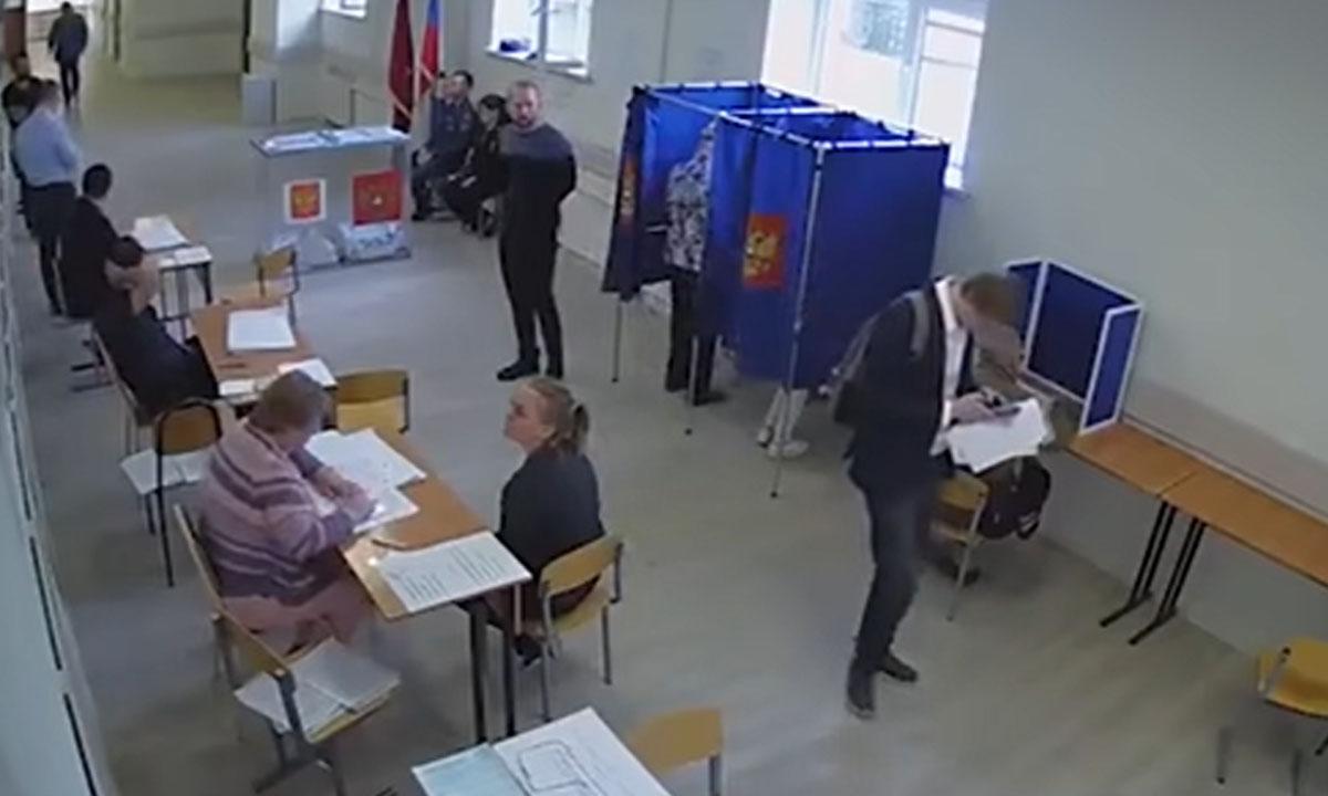 Россияне не хотят идти на выборы и участвовать в протестах
