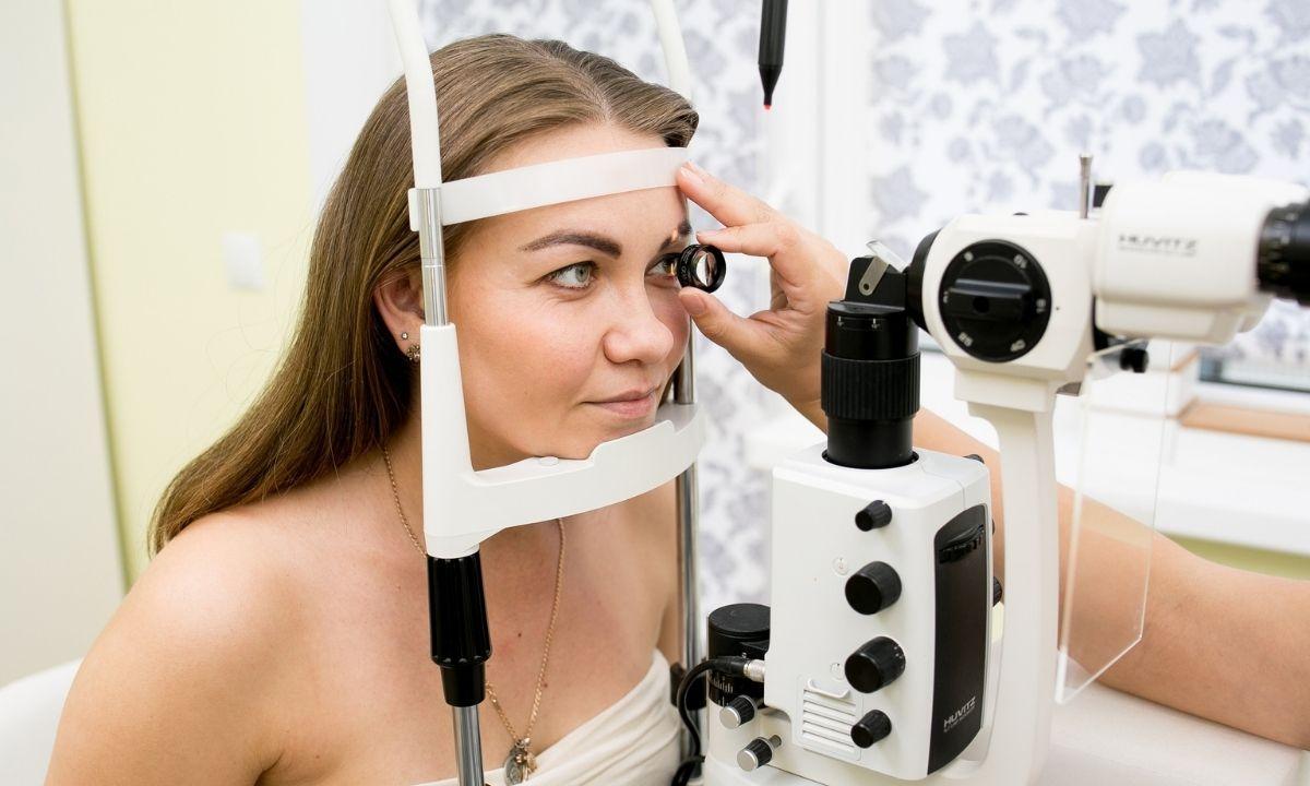Офтальмика