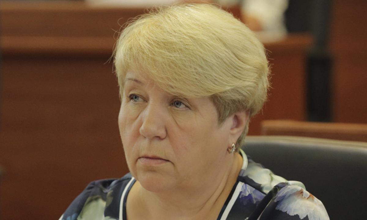 Антонина Жеребцова