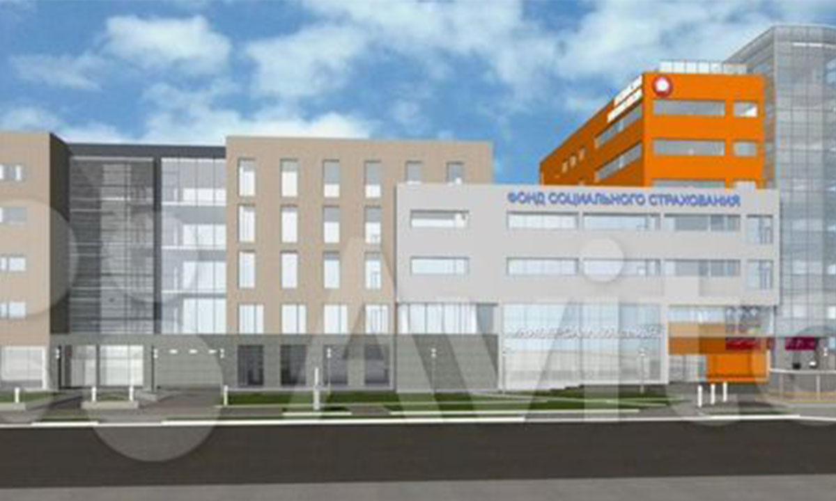 Еще один гигантский бизнес-центр построят в центре Петрозаводска