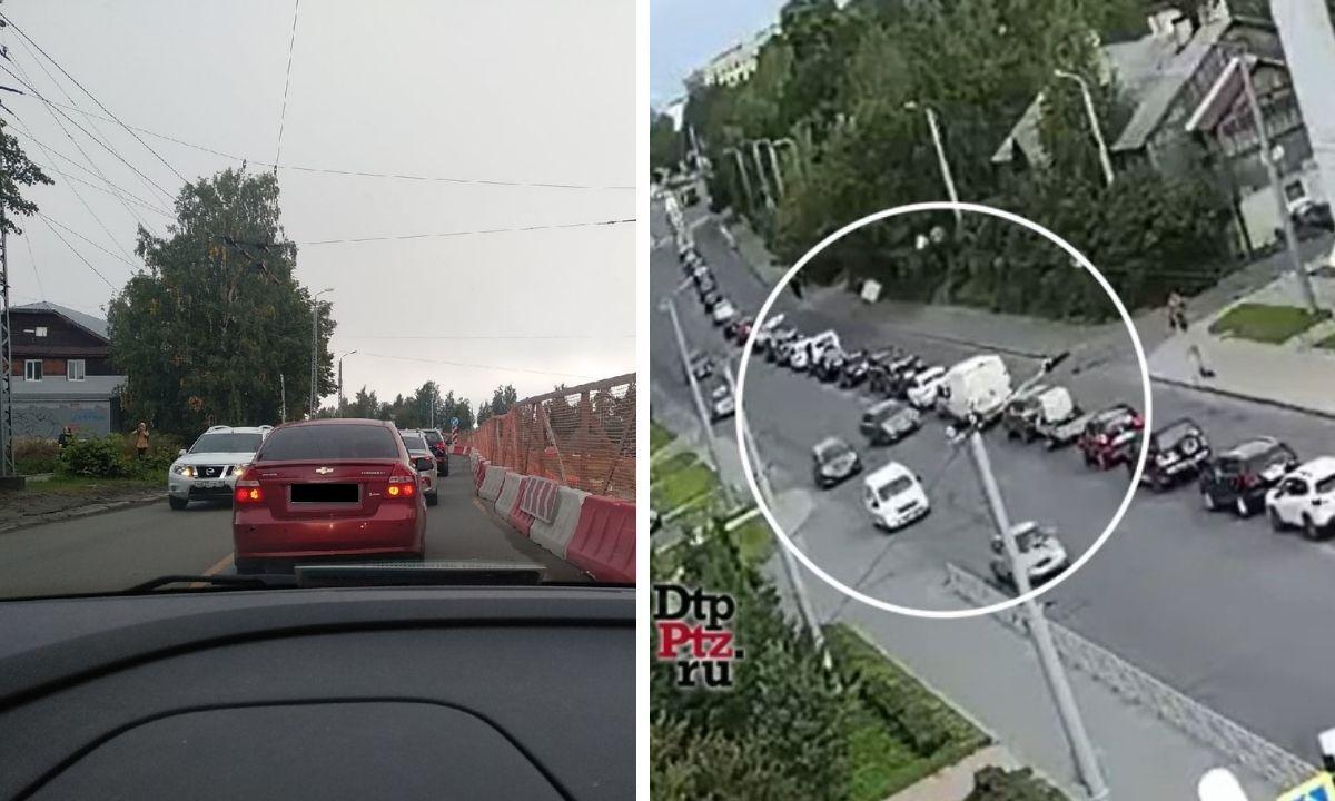 дтп, Петрозаводск, дороги