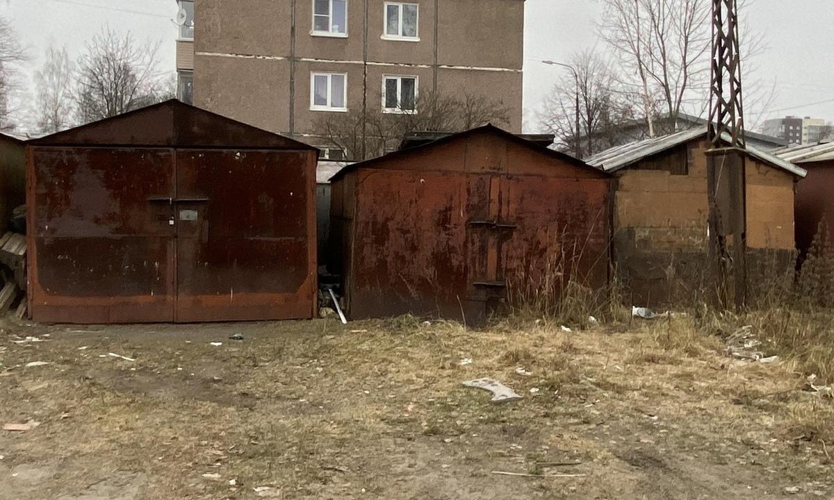 гараж Петрозаводск
