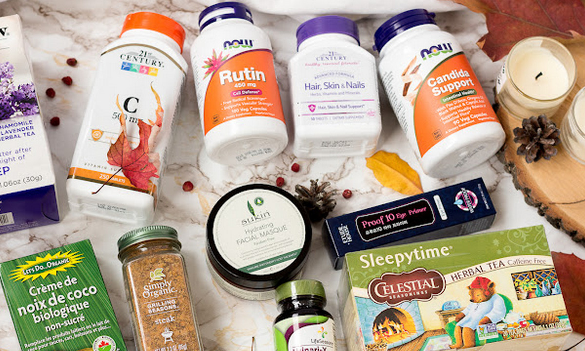 iherb, витамины, БАД