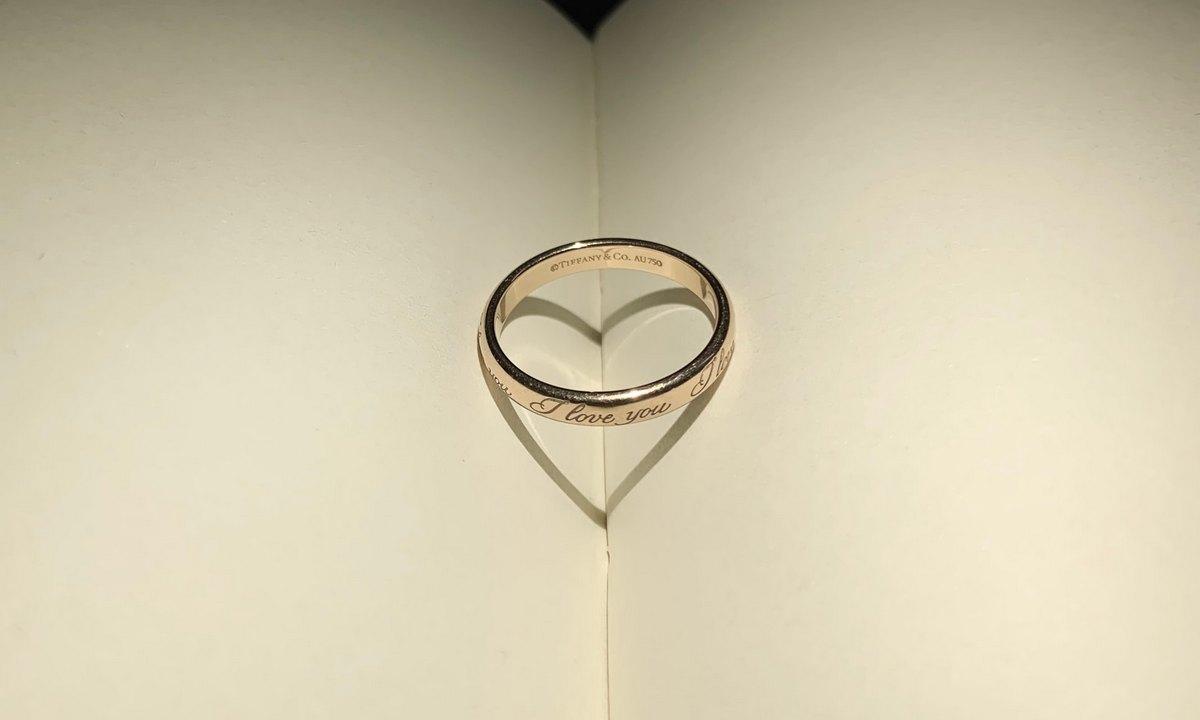 кольцо, украла бывший муж