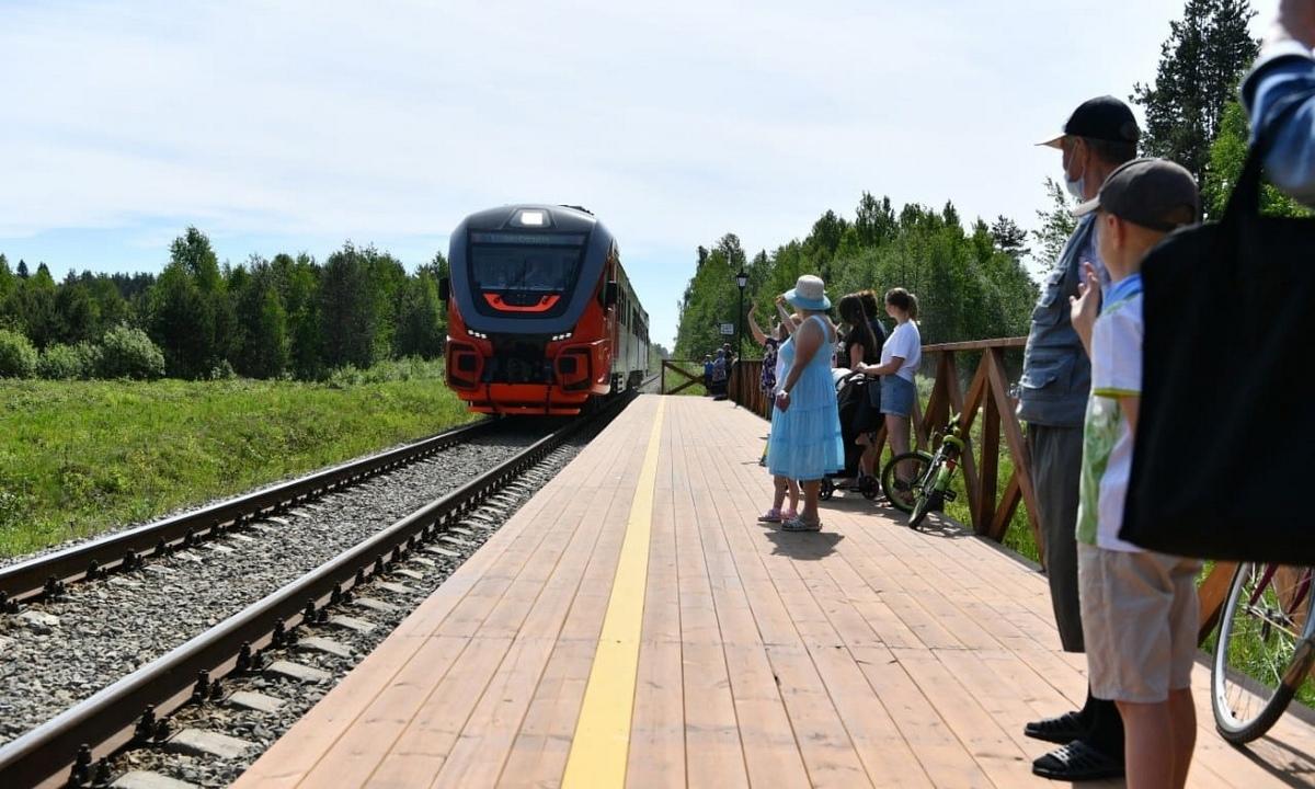 поезд Орлан