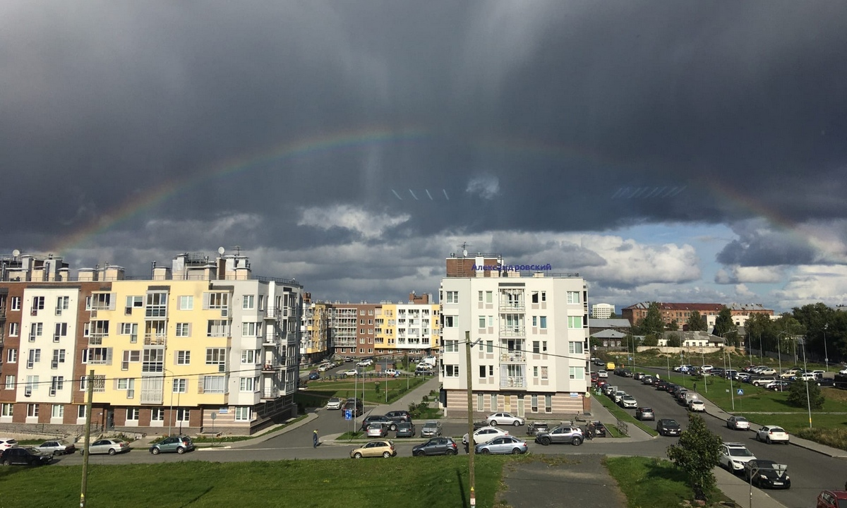 радуга Петрозаводск