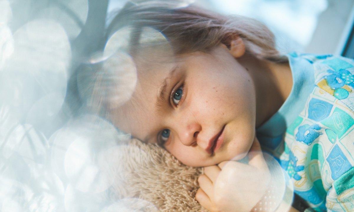 ребенок, болеет, коронавирус