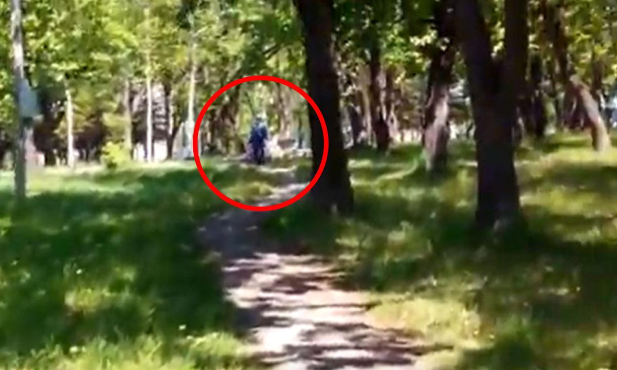 На улицах Петрозаводска появился извращенец