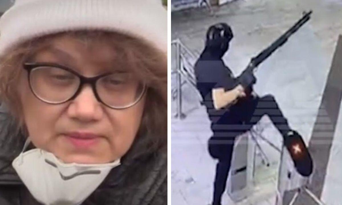 Пермь, стрелок, женщина