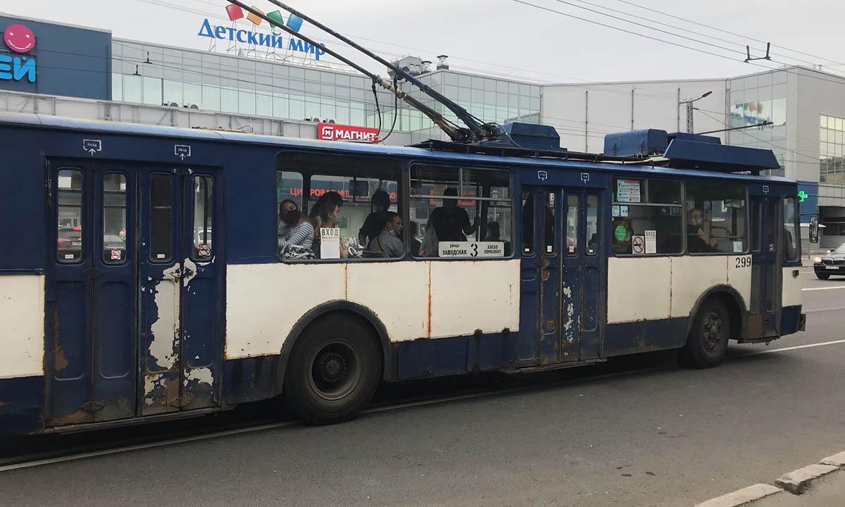 Петрозаводчане жалуются на общественный транспорт