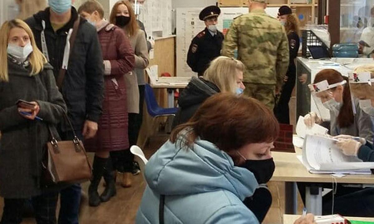 выборы Карелия