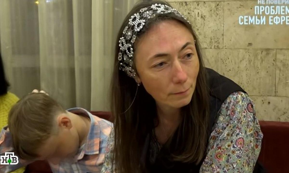 жена Ефремова, Михаил Ефремов