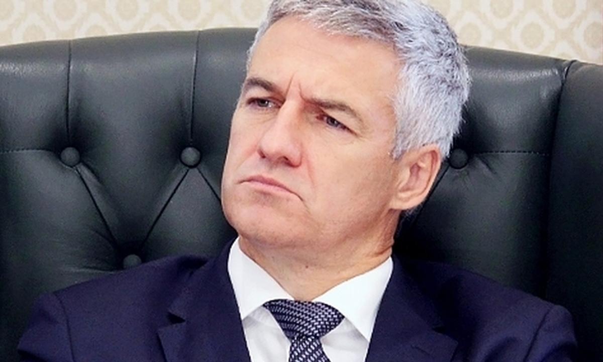 Артур Парфенчиков глава Республики Карелия губернатор