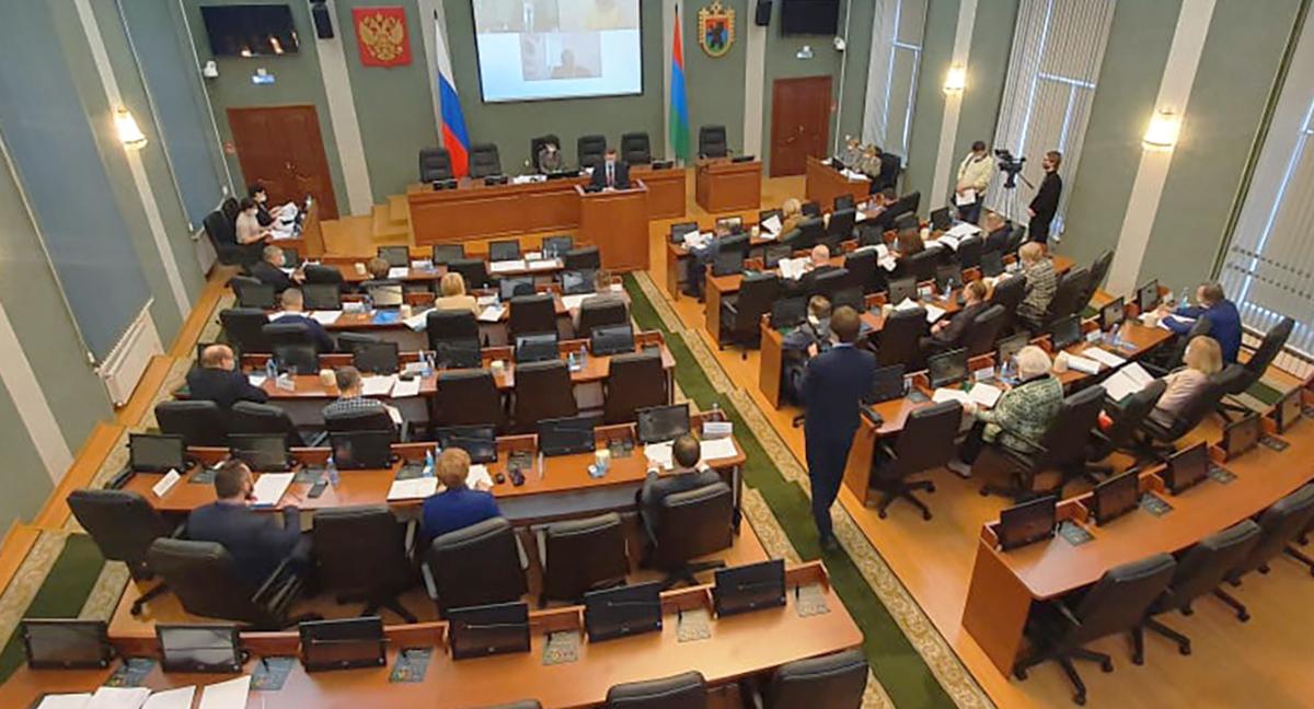 Законодательное собрание Карелии