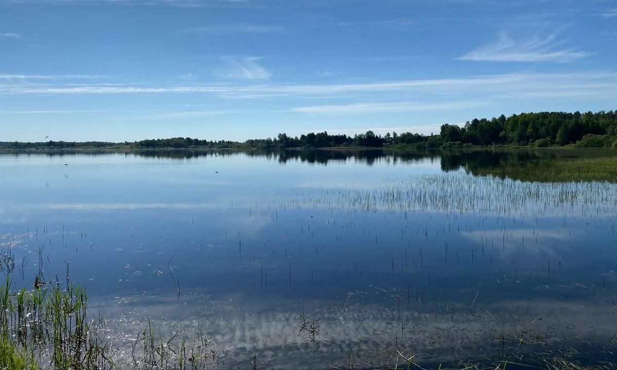 озеро Карелия