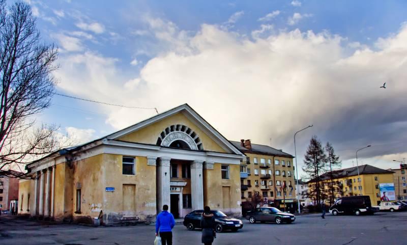 Кондопога. Фото: Андрей Мягков
